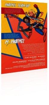 Marvel Comics: Marvel Team-Up - Issue # 5 Page 1
