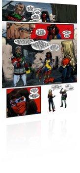 Marvel Comics: Marvel Team-Up - Issue # 5 Page 5