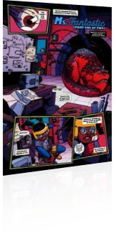 Marvel Comics: Moon Girl and Devil Dinosaur - Issue # 46 Page 2