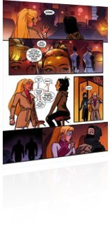 Marvel Comics: Runaways - Issue # 24 Page 2