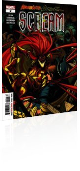 Marvel Comics: Absolute Carnage: Scream - Issue # 2 Cover