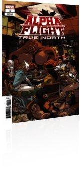 Marvel Comics: Alpha Flight: True North - Issue # 1 Page 1
