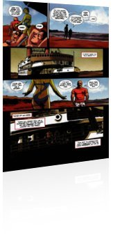 Marvel Comics: Alpha Flight: True North - Issue # 1 Page 3