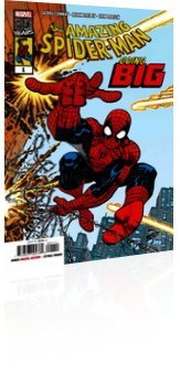 Marvel Comics: Amazing Spider-Man: Going Big - Issue # 1 Cover