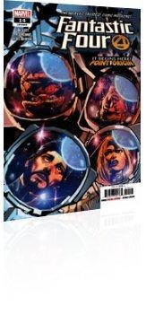Marvel Comics: Fantastic Four - Issue # 14 Cover