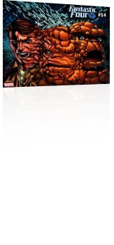Marvel Comics: Fantastic Four - Issue # 14 Page 3