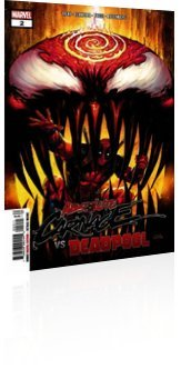 Marvel Comics: Absolute Carnage vs Deadpool - Issue # 2 Cover