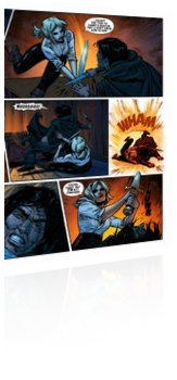Marvel Comics: Age of Conan: Valeria - Issue # 2 Page 4