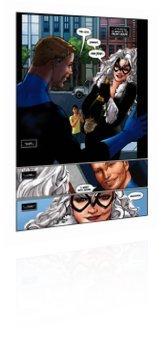 Marvel Comics: Black Cat - Issue # 4 Page 3