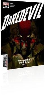 Marvel Comics: Daredevil - Issue # 11 Cover