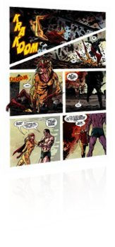 Marvel Comics: Invaders - Issue # 9 Page 4