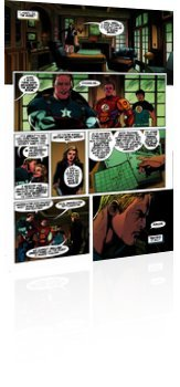 Marvel Comics: Invaders - Issue # 9 Page 5