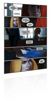 Marvel Comics: Invisible Woman - Issue # 3 Page 4