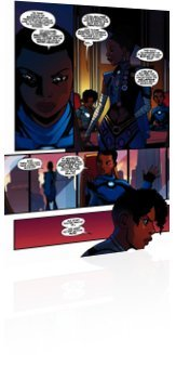 Marvel Comics: Ironheart - Issue # 10 Page 5