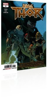Marvel Comics: King Thor - Issue # 1 Cover