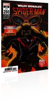 Marvel Comics: Miles Morales: Spider-Man - Issue # 10 Cover