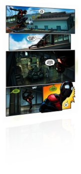 Marvel Comics: Miles Morales: Spider-Man - Issue # 10 Page 4