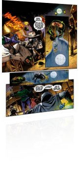 Marvel Comics: Moon Knight - Annual # 1 Page 6