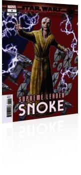 Marvel Comics: Star Wars: Age of Resistance - Supreme Leader Snoke - Issue # 1 Page 1
