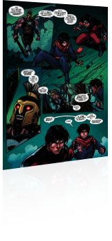 Marvel Comics: Sword Master - Issue # 3 Page 6