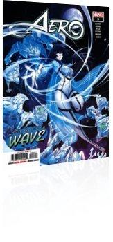 Marvel Comics: Aero - Issue # 3 Cover