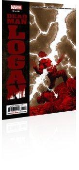Marvel Comics: Dead Man Logan - Issue # 11 Cover