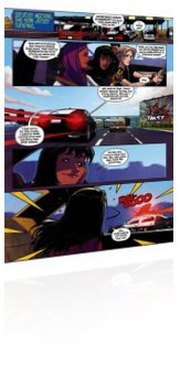 Marvel Comics: Magnificent Ms. Marvel - Issue # 7 Page 2