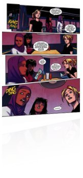 Marvel Comics: Magnificent Ms. Marvel - Issue # 7 Page 4