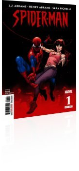 Marvel Comics: Spider-Man - Issue # 1 Cover