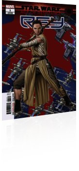 Marvel Comics: Star Wars: Age of Resistance - Rey - Issue # 1 Page 1