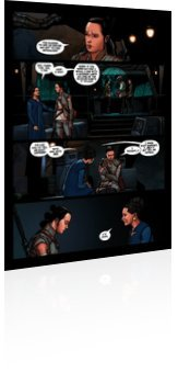 Marvel Comics: Star Wars: Age of Resistance - Rey - Issue # 1 Page 3