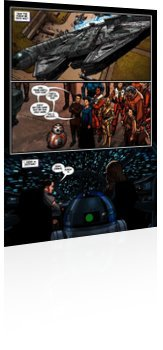 Marvel Comics: Star Wars: Age of Resistance - Rey - Issue # 1 Page 7