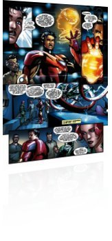 Marvel Comics: Tony Stark: Iron Man - Issue # 16 Page 5