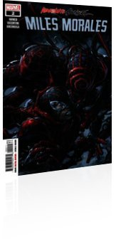 Marvel Comics: Absolute Carnage: Miles Morales - Issue # 2 Cover