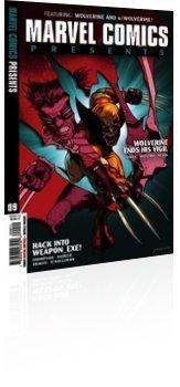 Marvel Comics: Marvel Comics Presents - Issue # 9 Cover