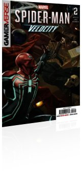 Marvel Comics: Spider-Man: Velocity - Issue # 2 Cover