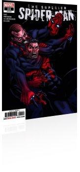 Marvel Comics: Superior Spider-Man - Issue # 11 Cover