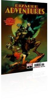 Marvel Comics: Bizarre Adventures - Issue # 1 Cover