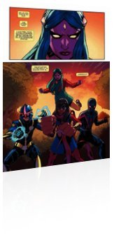 Marvel Comics: Champions - Issue # 10 Page 2