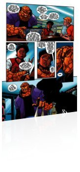 Marvel Comics: Contagion - Issue # 1 Page 3