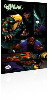 Marvel Comics: Contagion - Issue # 1 Page 5