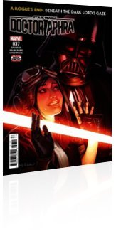 Marvel Comics: Doctor Aphra - Issue # 37 Cover
