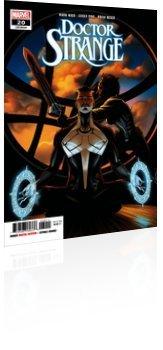 Marvel Comics: Doctor Strange - Issue # 20 Cover