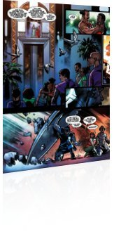 Marvel Comics: Fantastic Four - Issue # 15 Page 5