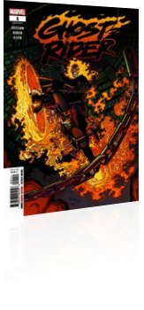 Marvel Comics: Ghost Rider - Issue # 1 Cover