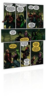 Marvel Comics: Old Man Quill - Issue # 10 Page 3