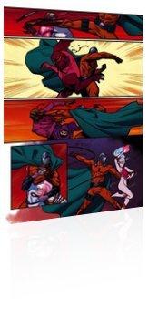 Marvel Comics: Runaways - Issue # 25 Page 3