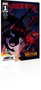 Marvel Comics: Spider-Verse - Issue # 1 Cover
