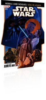 Marvel Comics: Star Wars - Issue # 72 Cover
