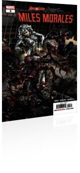 Marvel Comics: Absolute Carnage: Miles Morales - Issue # 3 Cover